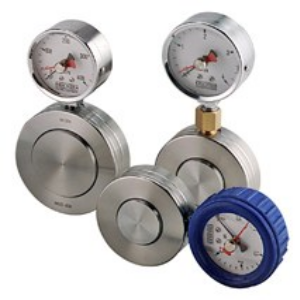 Compact force gauge. Hydraulic Load Cell