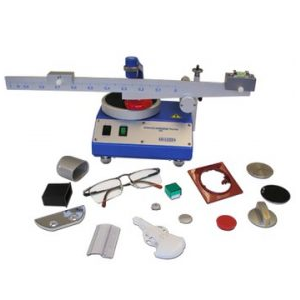 Scratch tester for surfaces, extremely finely graduated. Scratch Hardness Testing