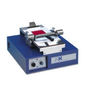 Roller Application Unit (Automatic). Surface Testing. Press-on device