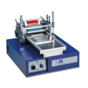 Press-on device. Roller Application Unit (Automatic)