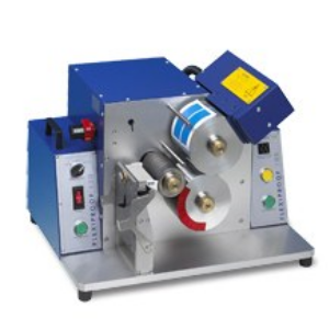 High-speed press-on instrument for flexographic printing, laboratory press-on instrument