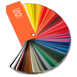 Color Charts RAL_1