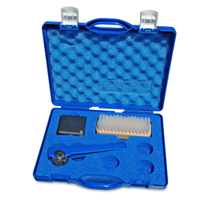 Adhesion tests for all relevant cutting distances Model 295 with case