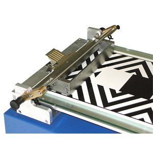 Surface Testing, Film Application, electromotor-driven film applicator
