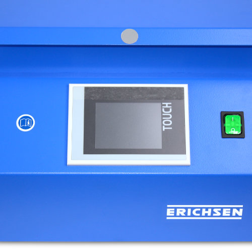 Centrifugal paint-film applicator model 334 smart touchpanel