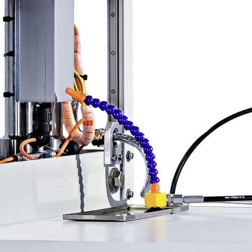 Bulge FLC Tester Model 161 Oilfilling
